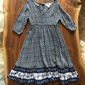 Old Navy Peasant Dress
